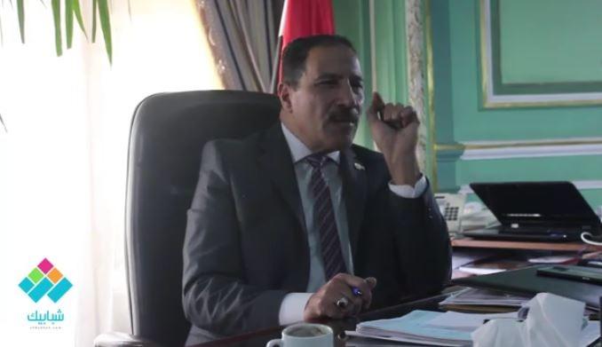 نائب رئيس جامعة عين شمس يحلل «السيسي» نفسيا