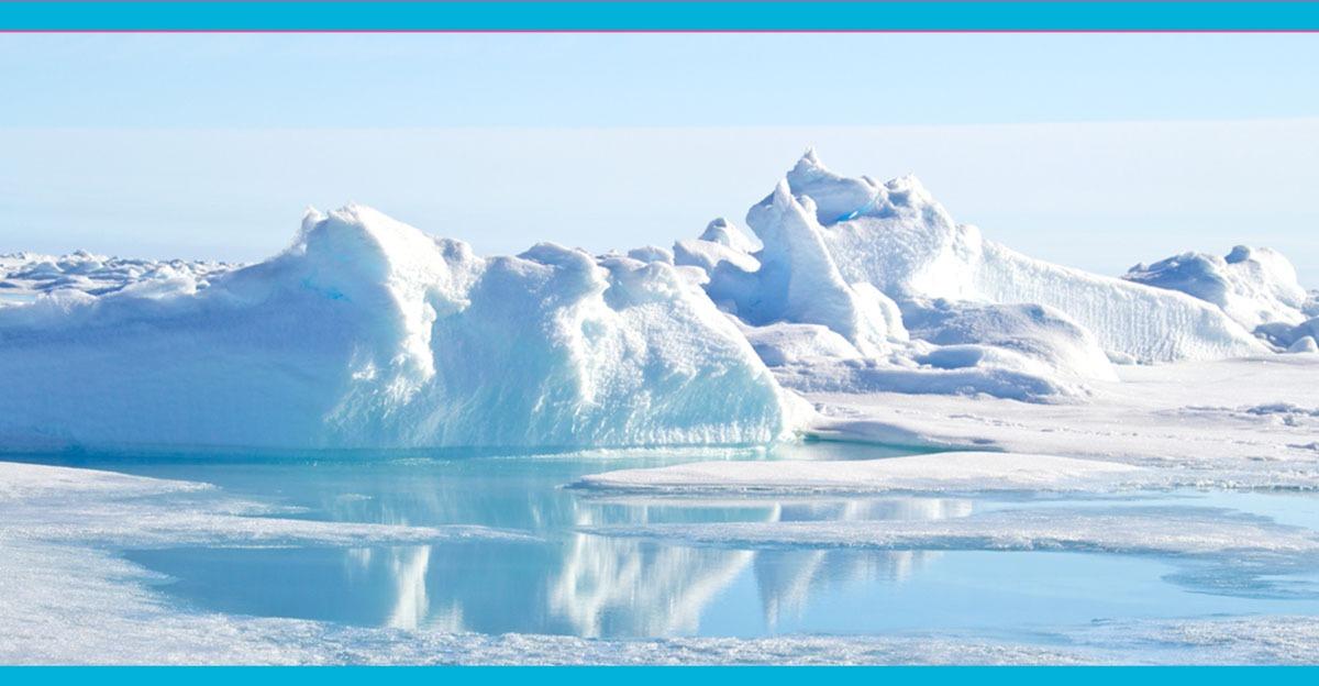 دراسة: القطب الشمالي قد يصبح بلا جليد بحلول عام 2040