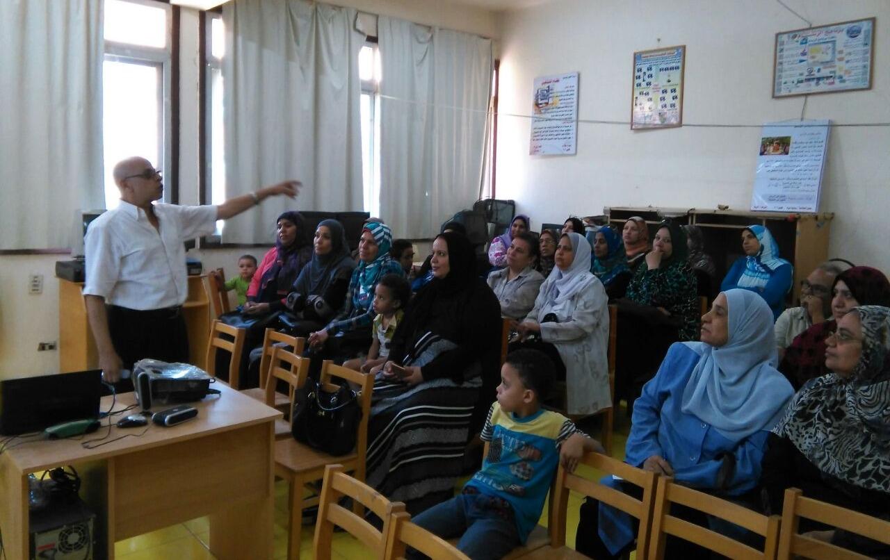 «التعليم» تُنظم محاضرات إرشادية للطلاب المصريين والسوريين