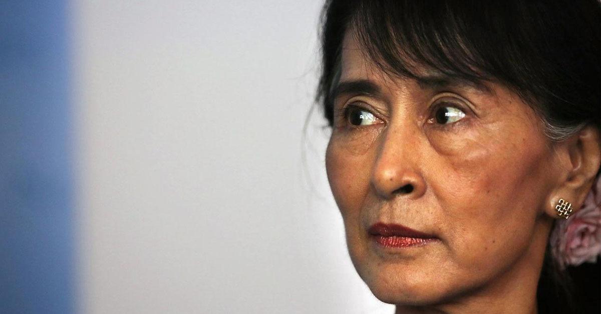 حملة توقيعات لمثول حاكمة «بورما» أمام «الدولية لحقوق الإنسان».. وقع