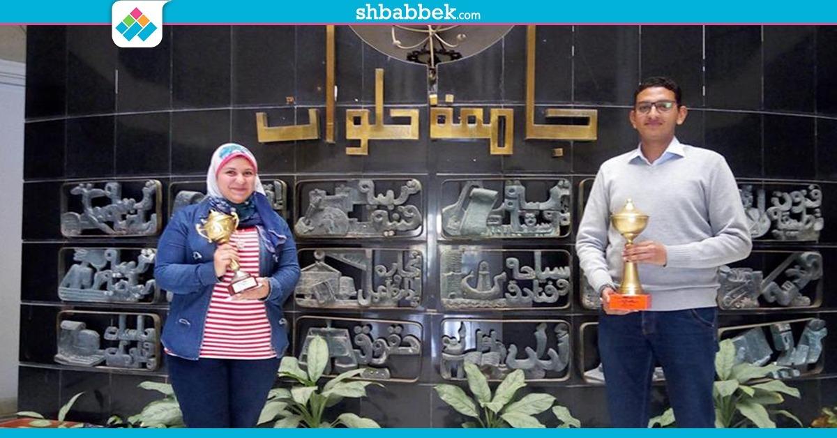 في جامعة حلوان.. هذه مؤهلات الفائزين بلقب الطالب المثالي (فيديو)