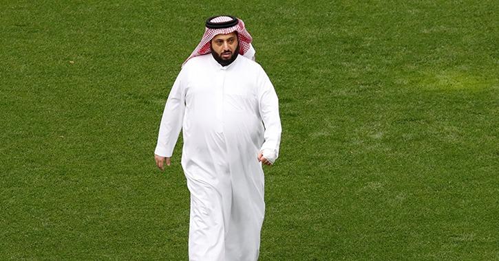 إعفاء تركي آل شيخ من رئاسة الهيئة العامة للرياضة