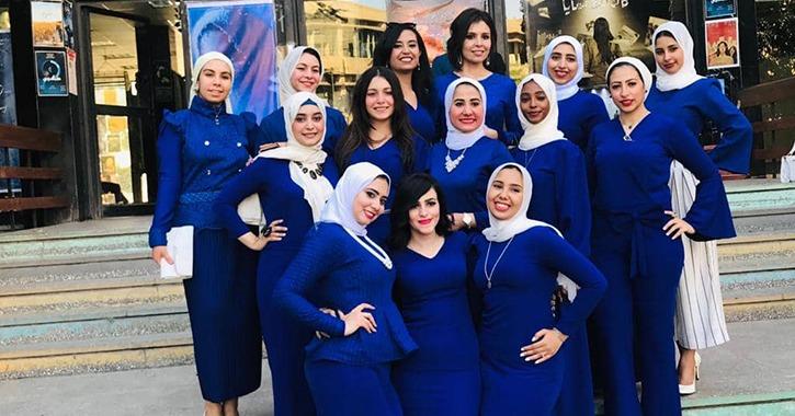 «وادي الصعايدة».. مشروع تخرج طلاب بإعلام القاهرة يسلط الضوء على المرأة المصرية