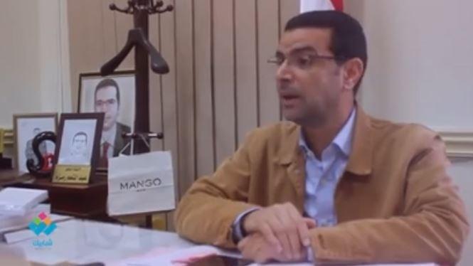 وكيل حقوق جامعة القاهرة الدكتور عبدالمنعم زمزم: أسعار الكتب عندنا أرخص من كتب الابتدائي