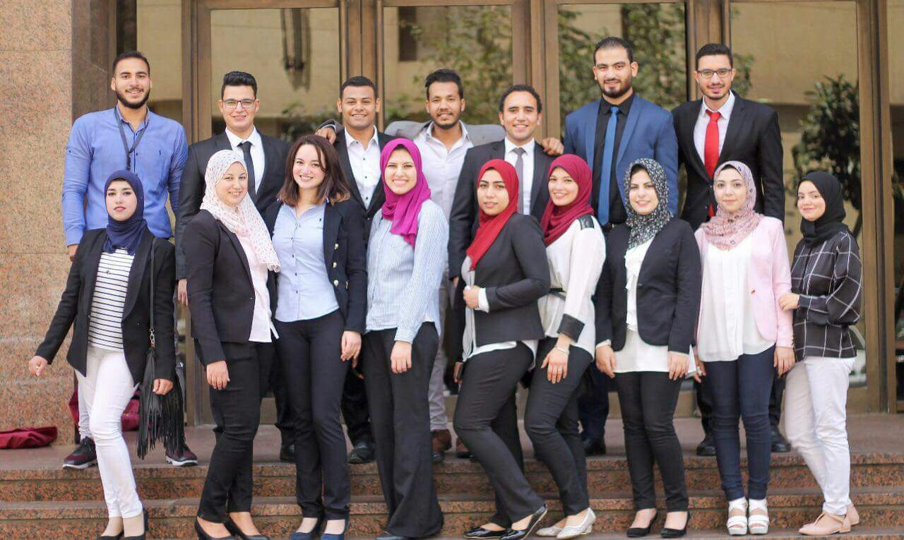 اختتام أنشطة نموذج محاكاة النظام المصرفي المصري بجامعتي القاهرة وعين شمس