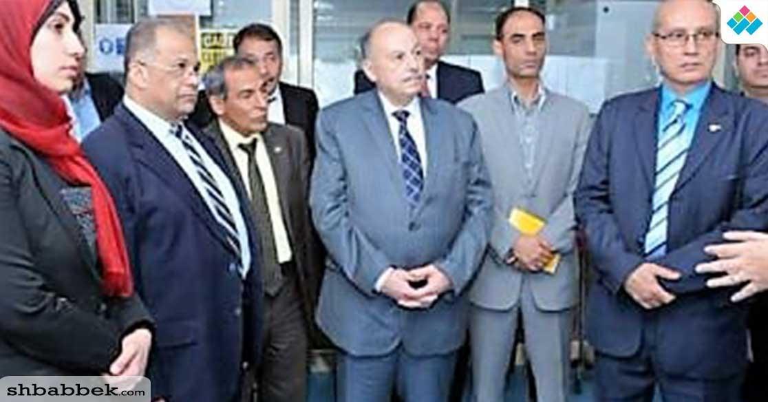نائب وزير التعليم العالي يفتتح مركز تشخيص السرطان بجامعة طنطا
