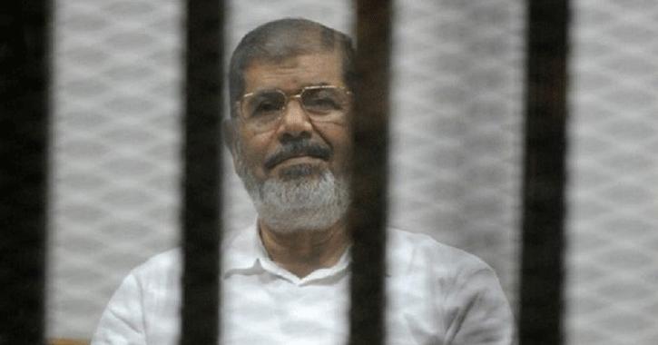 BBC: جثمان الرئيس الأسبق محمد مرسي في مستشفى سجن طره