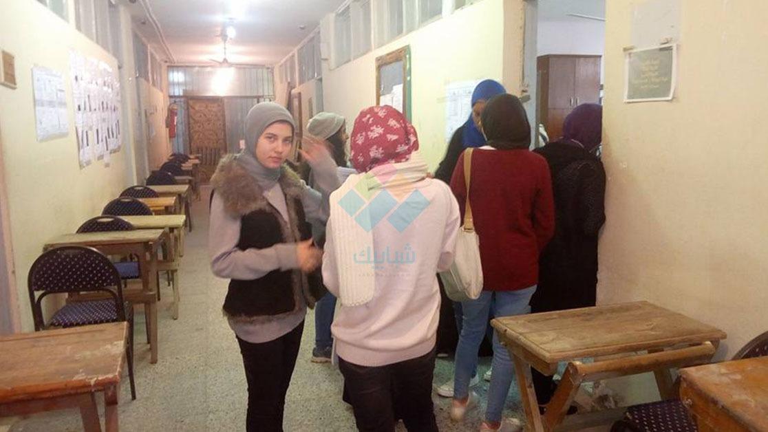 في «بنات عين شمس» إقبال ضعيف على لجان إعادة انتخابات الاتحاد