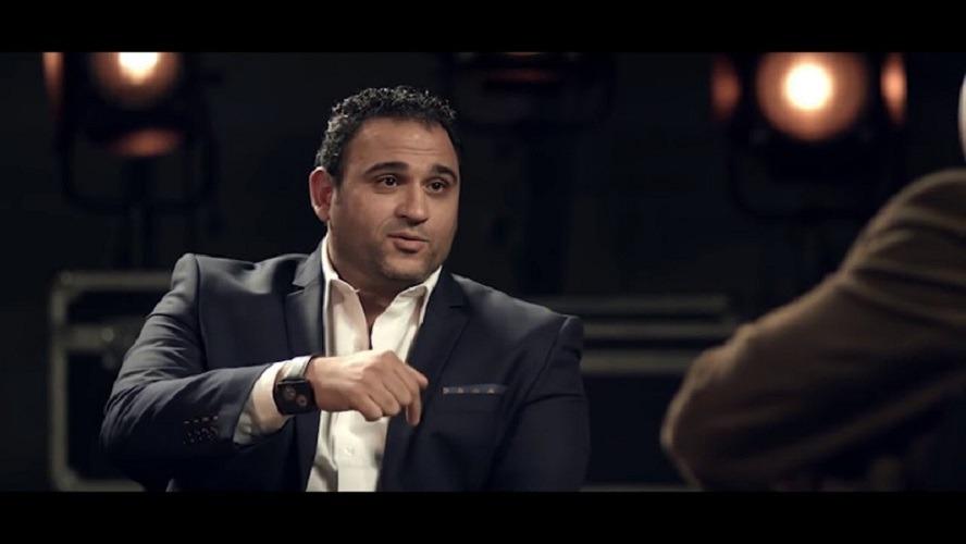 أكرم حسني وأحمد أمين في مسلسل «الوصية» رمضان القادم