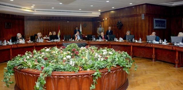 جامعة طنطا: ترقية 14 عضو هيئة تدريس وتعيين 11 مدرسا