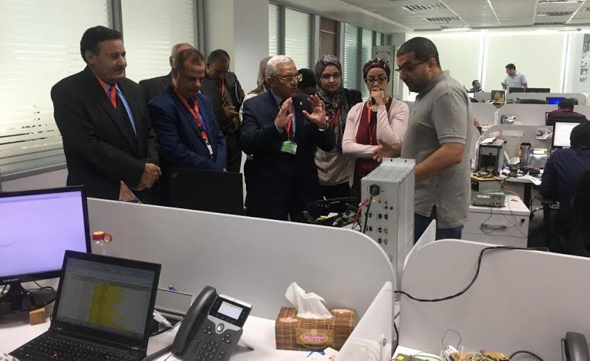 لتدريب الطلاب والخريجين.. تعاون مشترك بين جامعة المنيا ومعهد ITI بالقرية الذكية