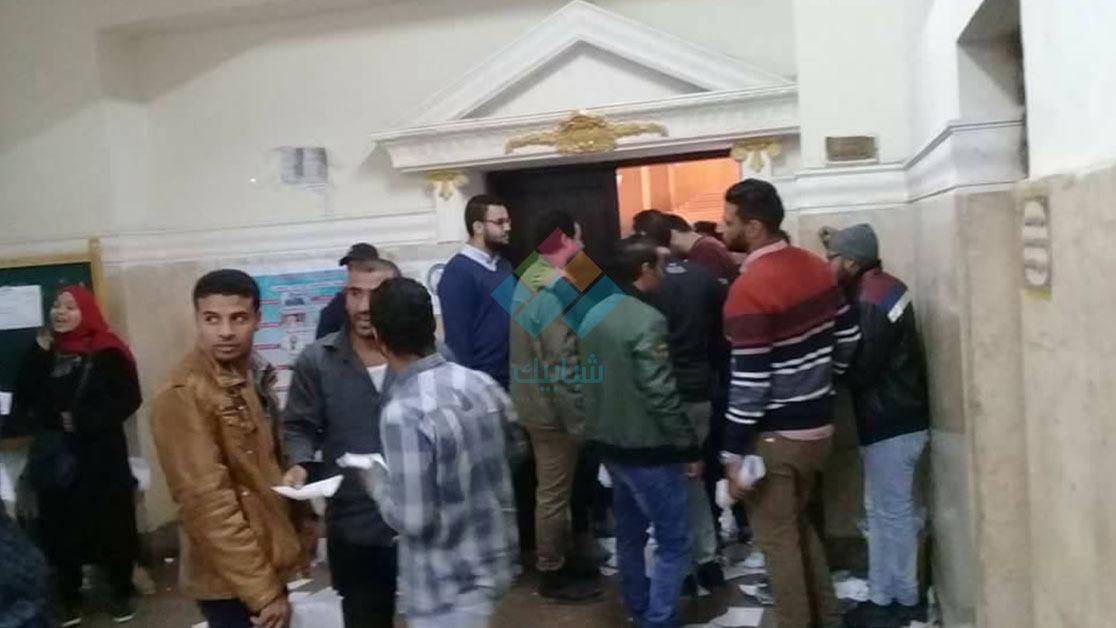 إعادة انتخابات الاتحاد في «حقوق بني سويف» ونسبة الإقبال 10%