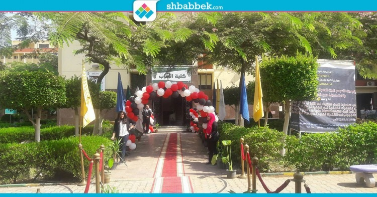 «بالسجادة الحمرا».. جامعة عين شمس تستقبل وزير التعليم العالي