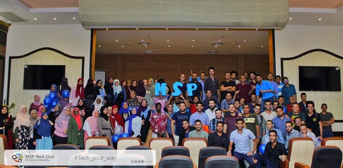 فريق MSP بجامعة الأزهر.. طريق الطلاب إلى سوق العمل