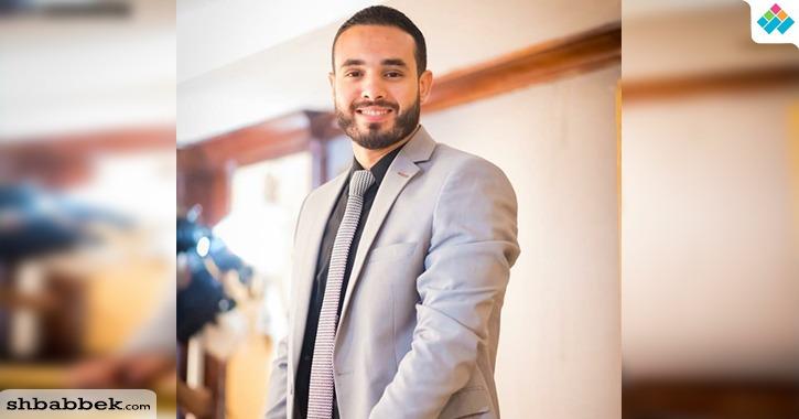 طارق رشوان رئيسا لاتحاد الطلاب بجامعة سوهاج