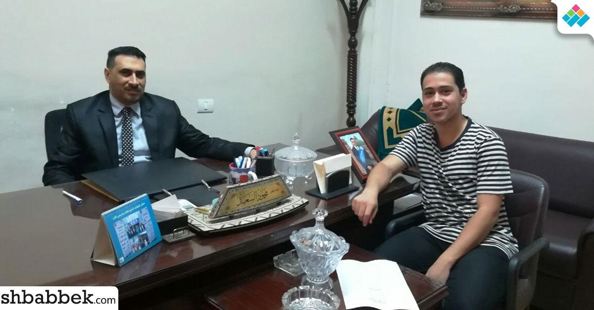 http://shbabbek.com/upload/وكيل «سياسة القاهرة»: ندعم الأنشطة الطلابية ونطالب بتخصيص درجات لها (حوار)