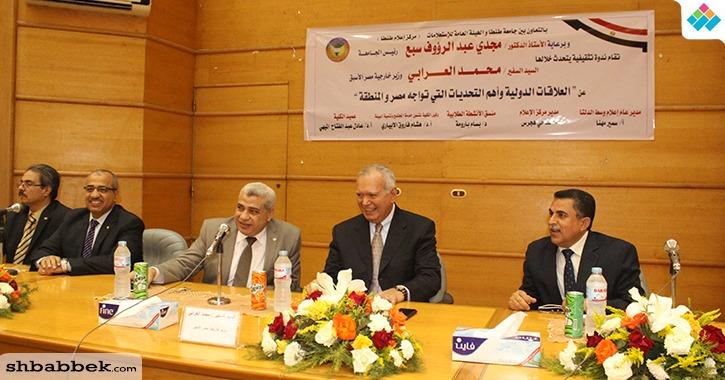 http://shbabbek.com/upload/دبلوماسي لطلاب جامعة طنطا: السياسة الخارجية لمصر نجحت في عهد السيسي