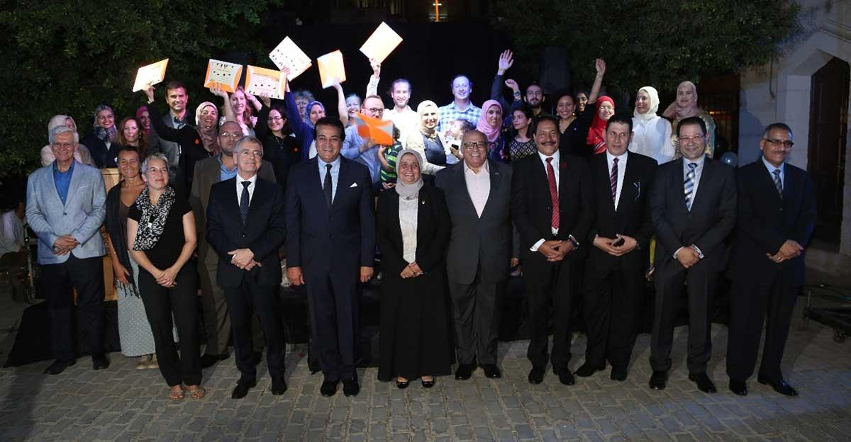 بحضور الوزير.. تخريج الدفعة الخامسة من برنامج العمران المتكامل بهندسة عين شمس