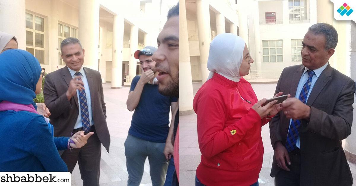 وكيل طب حلوان يكشف سبب ضعف إقبال الطلاب على انتخابات الاتحاد