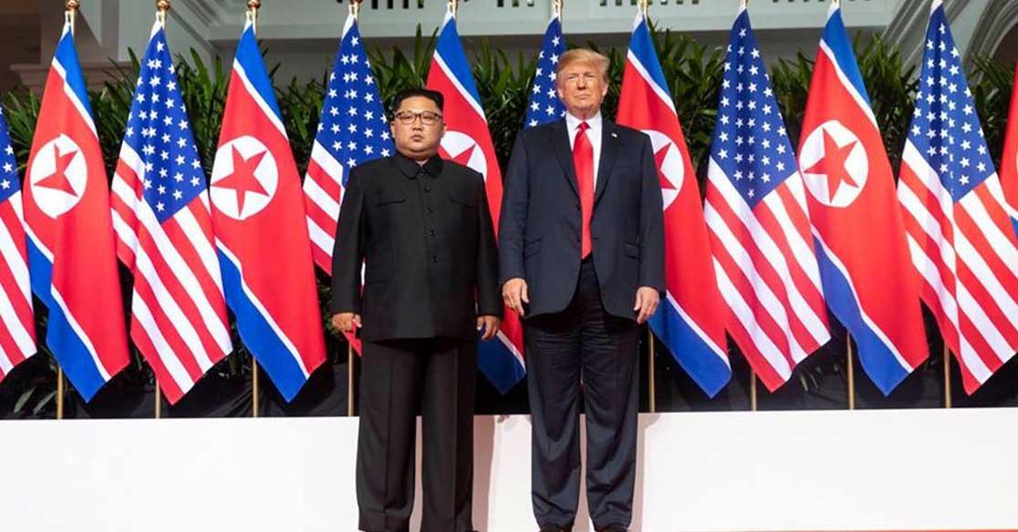 لقاء الرئيس الأمريكي وزعيم كوريا الشمالية.. قراءة في القمة التاريخية