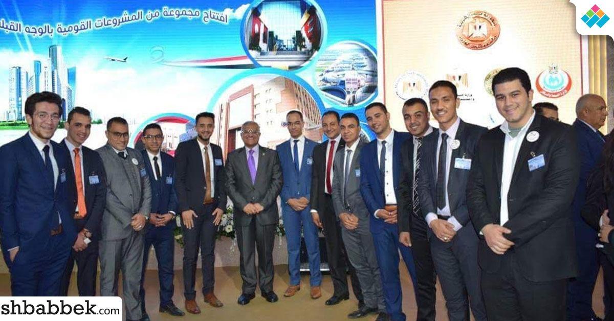 بحضور السيسي.. رئيس جامعة المنيا واتحاد الطلاب يشهدان افتتاح مشروعات بالصعيد