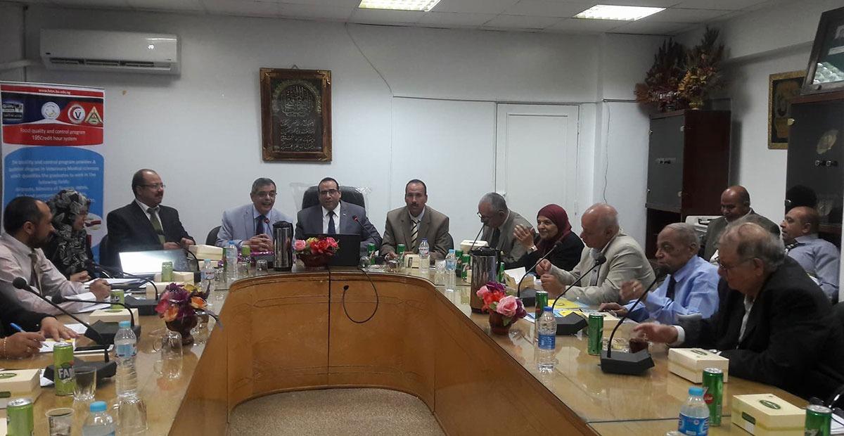 «طب بيطري بنها» تنظم مؤتمرها الدولي السادس بمدينة شرم الشيخ