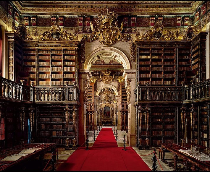 الصور ستبهرك.. أفخم 10 مكتبات فى العالم