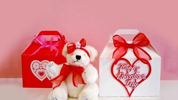 Happy Valentines Day Bear
