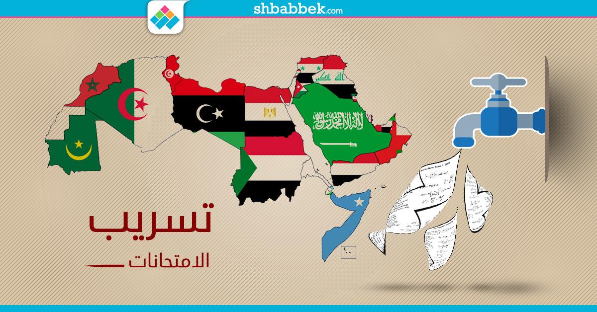 مصر ليست وحدها.. هذه الدول تعاني من تسريب الامتحانات