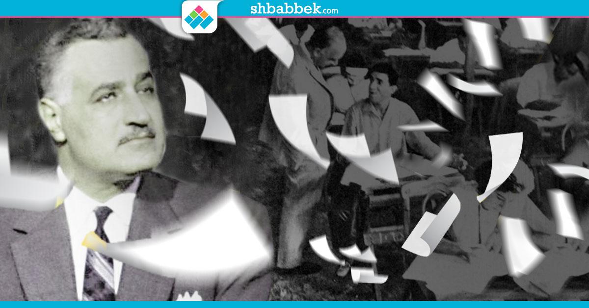 أذاعها الراديو على الهواء.. هكذا تعامل عبدالناصر مع تسريب امتحان الثانوية في عهده
