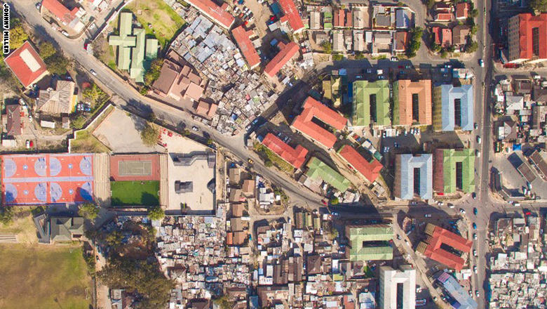 التفرقة العنصرية تترك أثرها على العمارة أيضا.. (صور)