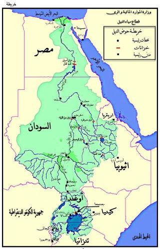 طول نهر النيل وحقائق ومعلومات هامة عن أطول أنهار العالم شبابيك