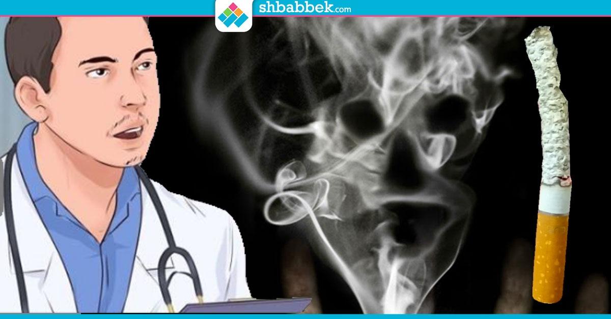 نصائح لقمان.. طالب بحاسبات القاهرة يصمم تطبيق إلكتروني لمحاربة التدخين (فيديو)