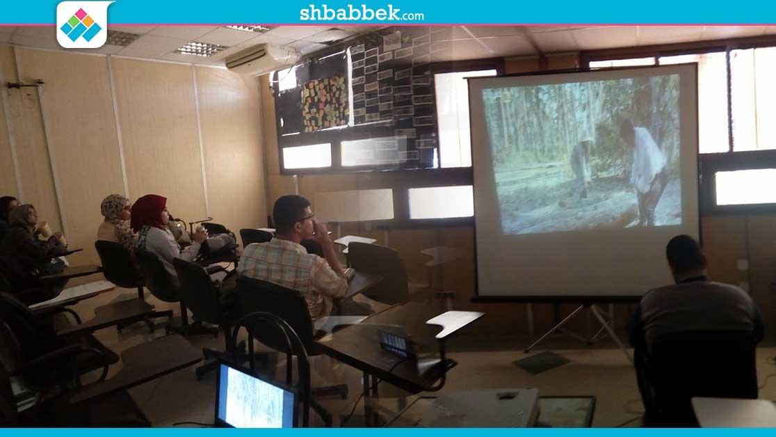 طلاب «طب أسيوط» يعرضون فيلما عن «حرية العبيد»