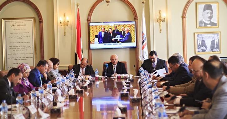 الجامعة البريطانية تعلن توصيات ندوة «مصر إفريقيا واقع وتحديات» (صور)