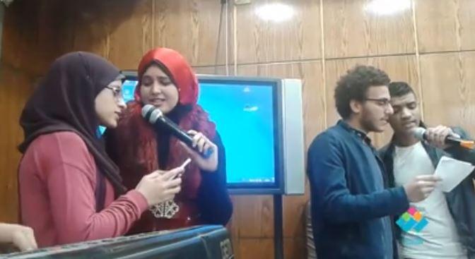 كلية الإعلام جامعة القاهرة تصدر أغنية بمناسبة افتتاح قناتها