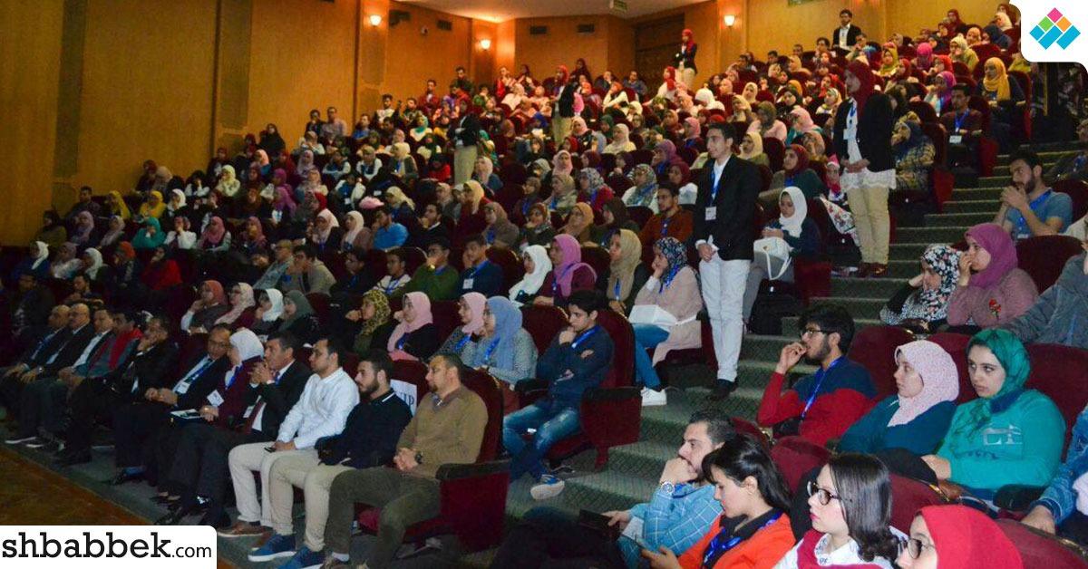 طب أسنان المنصورة تستضيف المؤتمر الأول لطلاب الجمعية العلمية (صور)