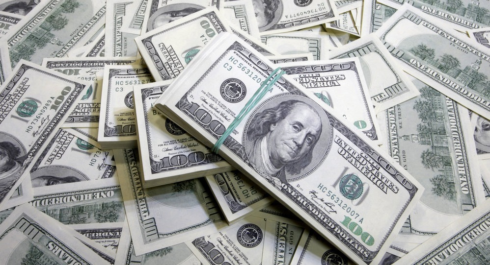 الدولار يسجل أعلى سعر في بنك HSBC