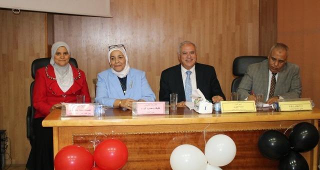 كلية التمريض جامعة طنطا طنطا تحتفل بذكرى أكتوبر