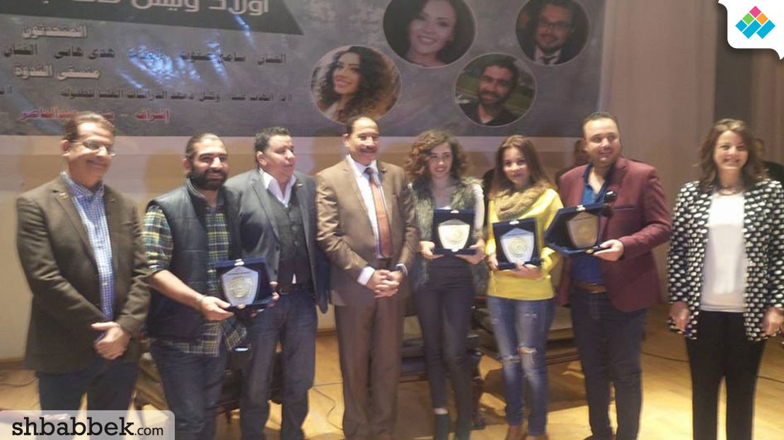 أبناء ونيس في جامعة عين شمس