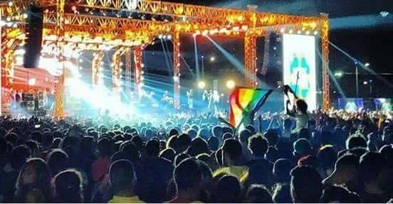 إخلاء سبيل طالب «حقوق حلوان» في قضية رفع علم المثليين