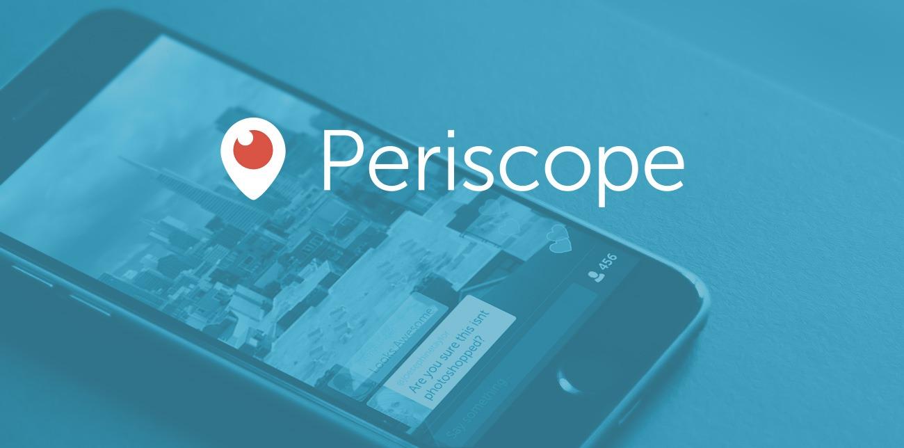 تويتر يتيح أرباح 70% لمستخدمي خدمة البث المباشر Periscope