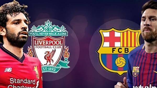 نتيجة مباراة برشلونة وليفربول Barcelona vs Liverpool في دوري أبطال أوروبا