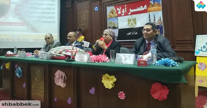 نائب رئيس جامعة القاهرة: عميد دار العلوم غيّر سُمعة الكلية
