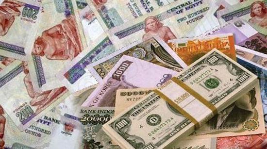 أسعار الدولار في تعاملات اليوم الخميس 8-6-2017