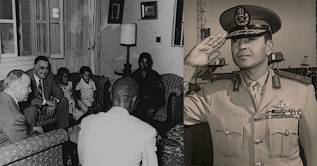 عبر عملية مخابراتية.. «الشاذلي» يهرّب أبناء زعيم الحركة الوطنية بالكونغو إلى مصر