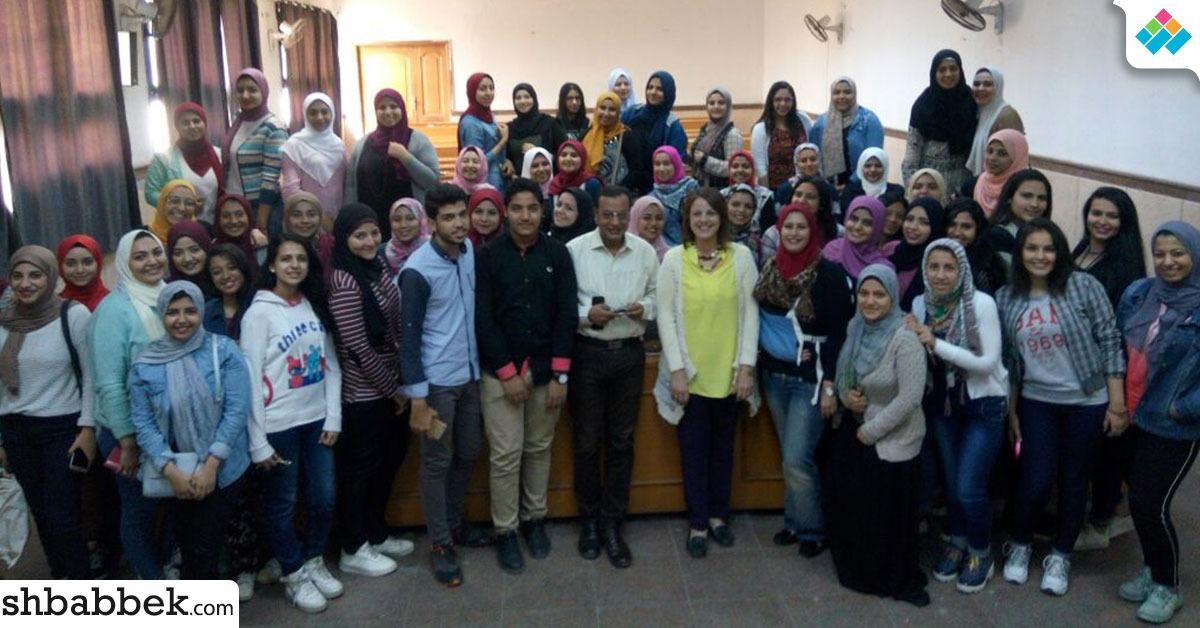 ورشة لإعداد البرامج التليفزيونية في إعلام عين شمس