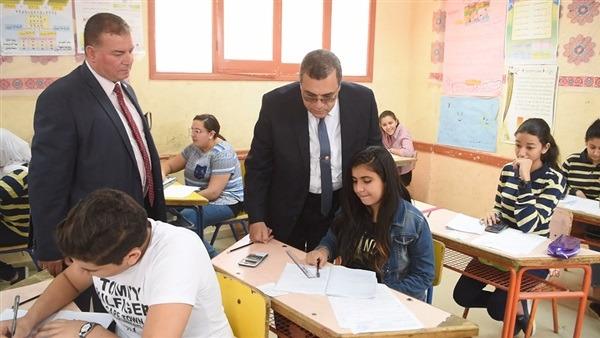 نتيجة الصف الثالث الإعدادي بالإسكندرية الفصل الدراسي الثاني 2019