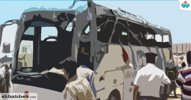 هجوم المنيا.. مقتل وإصابة أقباط في طريق دير الأنبا صموئيل