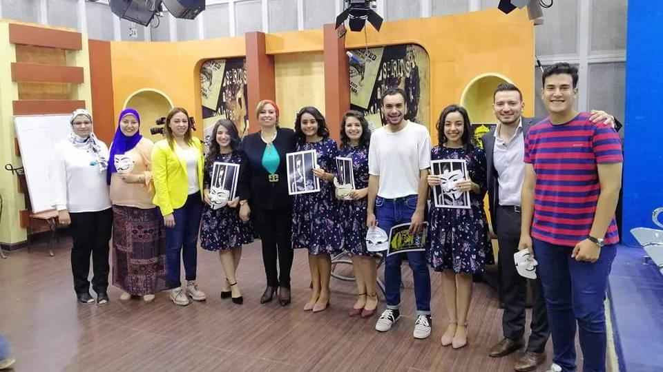 «اختيار إجباري».. مشروع تخرج لطلاب إعلام القاهرة